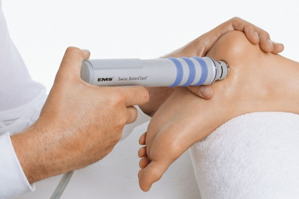 Shockwave therapy for feet Glastonbury
